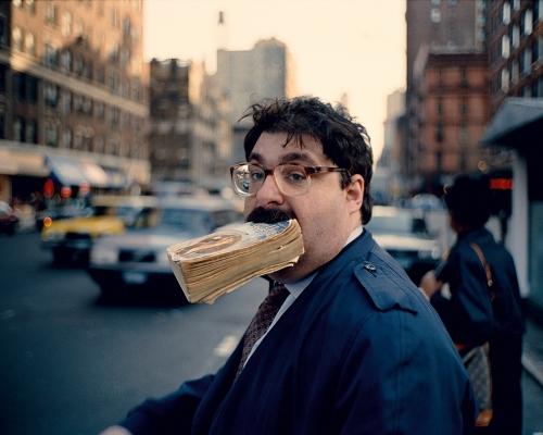Jeff Mermelstein, New York City, 1993 Image Credit: © Jeff Mermelstein