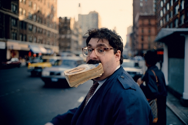 Jeff Mermelstein, New York City, 1993 Image Credit: © Jeff Mermelstein