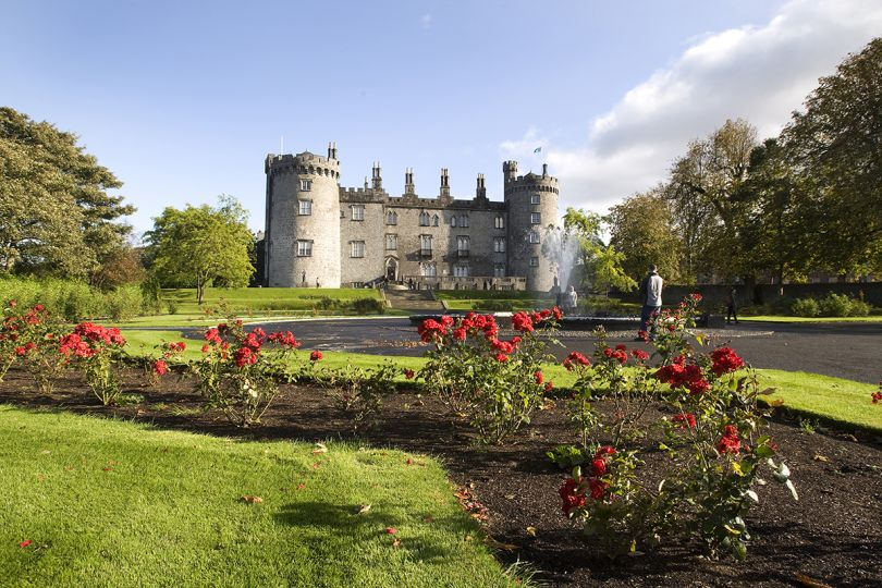 Kilkenny Castle, Kilkenny. Image courtesy of [Tourism Ireland](http://www.ireland.com/en-gb/)