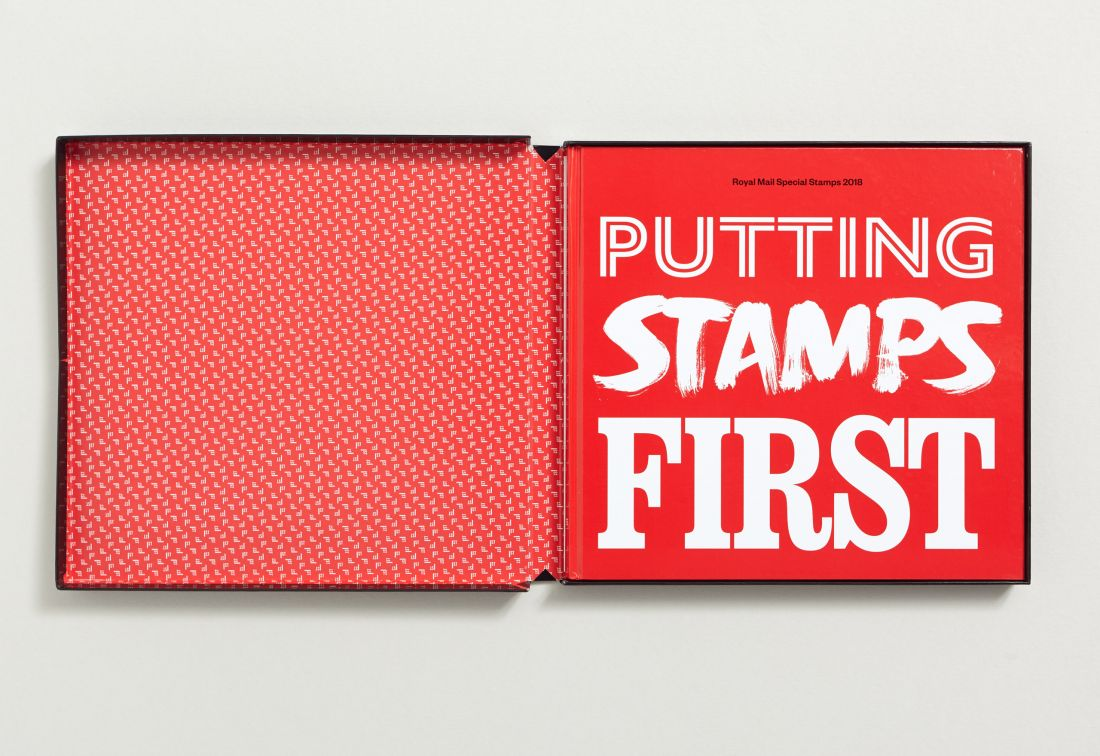 Supple Studio S Yearbook Design That Brings Royal Mail S