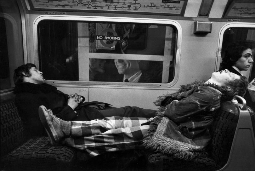 Northern Line 1975 © Mike Goldwater