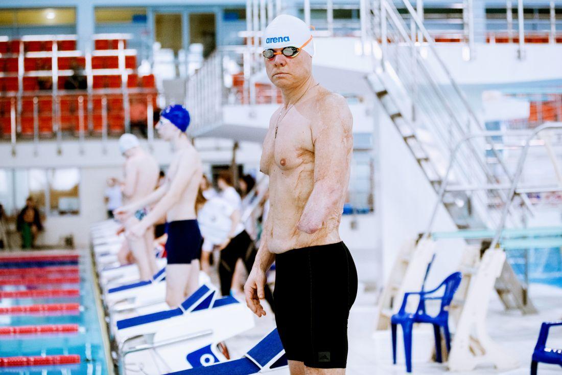 Swimming © Mikhail Kapychka, Belarus, Shortlist, Professional, Sport, 2020 Sony World Photography Awards