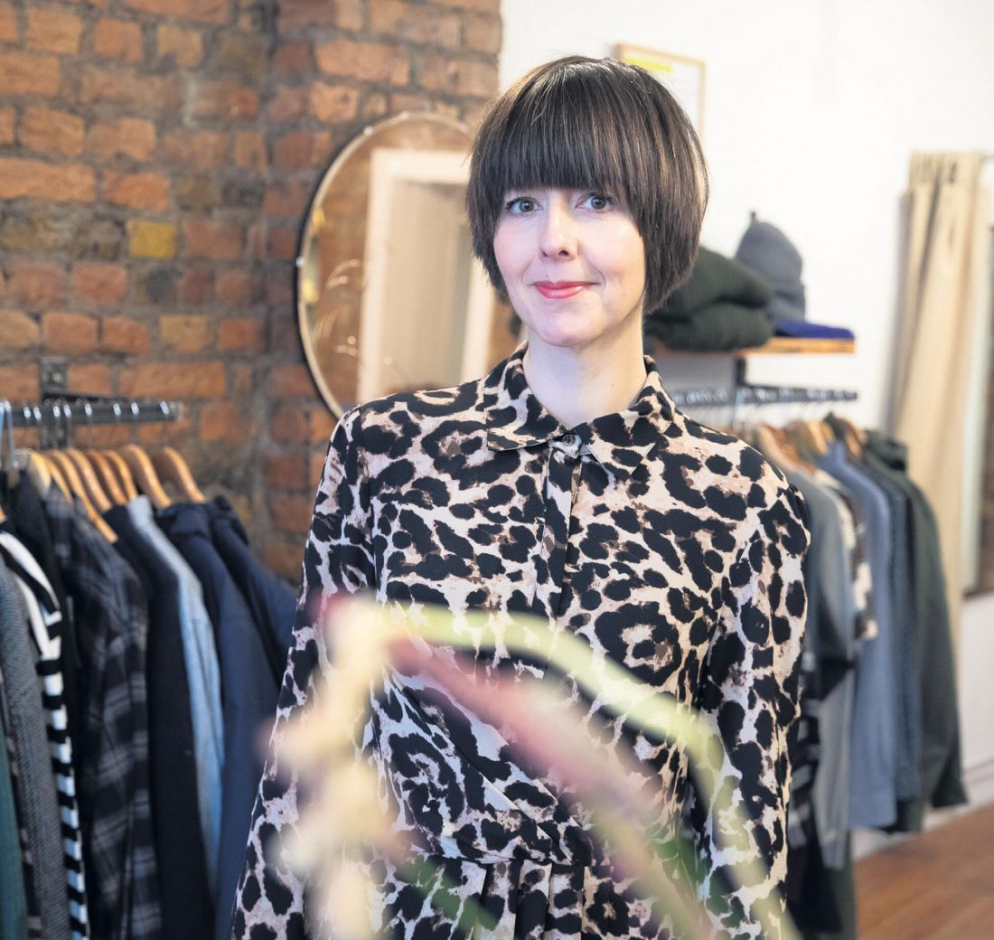 Spotlight on: Jo Johnson, founder of Form SE15, a clothing and lifestyle store in the heart of Peckham