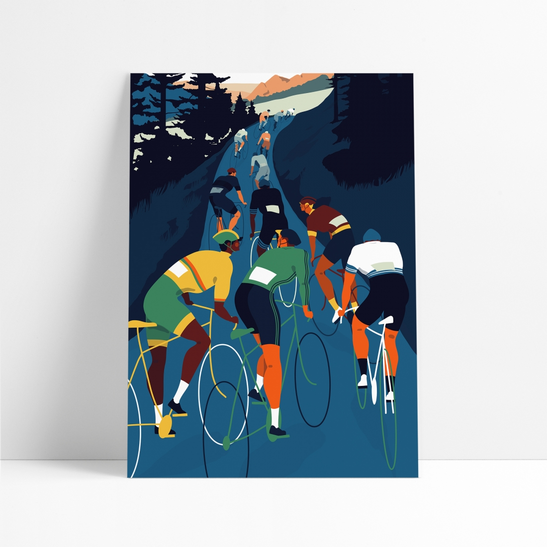Top 10 Tour de France inspired prints for cycle-mad creatives ... 06c248abc