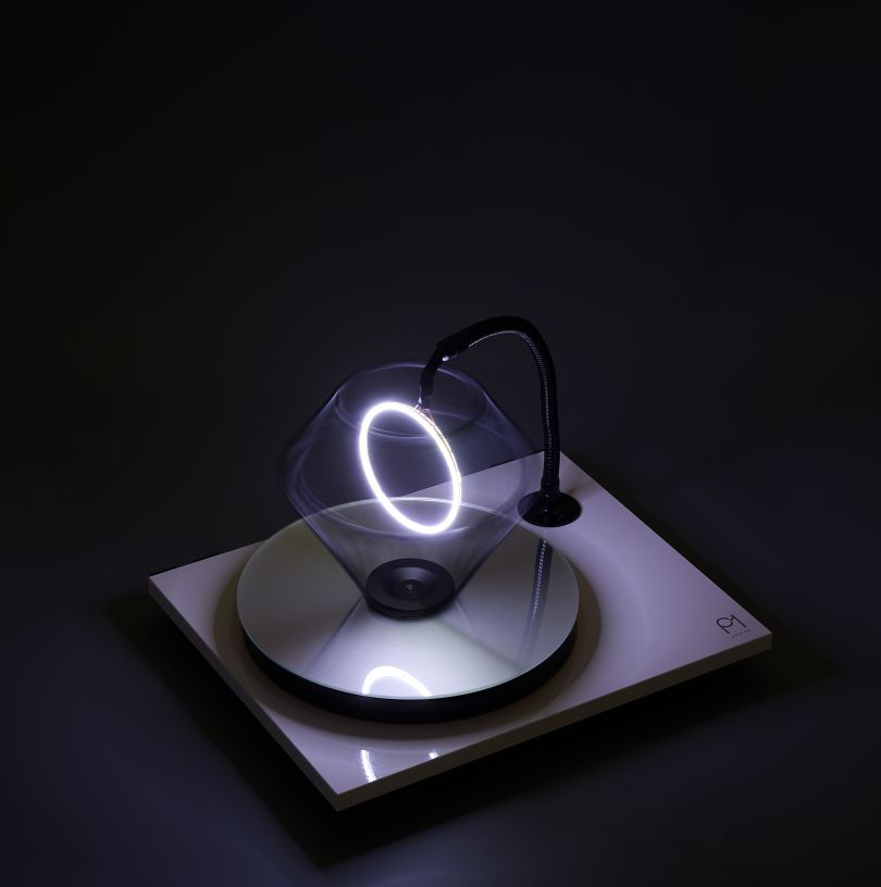 A Dreammachine of Sorts by Haroon Mirza