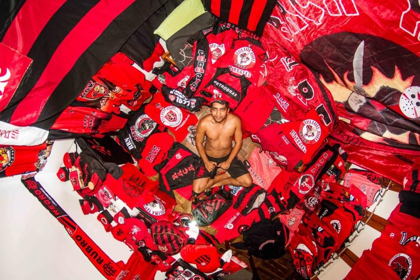 Claudio, archivist in Rio, Brazil - room #711