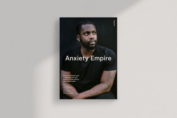 Anxiety Empire cover