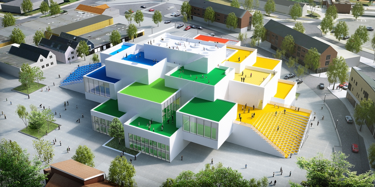 LEGO House: A new home of the brick in Denmark that offers the ultimate LEGO experience