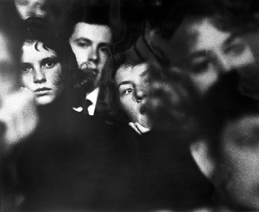 Audience at a Concert of Ella Fitzgerald, 1957. All images copyright Ed van der Elsken, courtesy of Howard Greenberg Gallery, New York