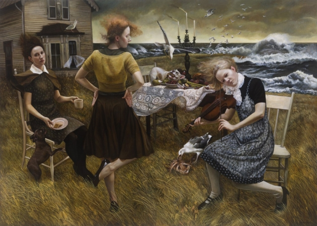 Via direct submission | All images courtesy of Andrea Kowch