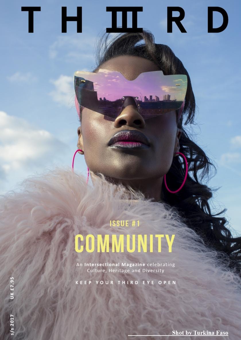 Thiiird Issue 1 COMMUNITY © Thiiird/Photography: Turkina Faso