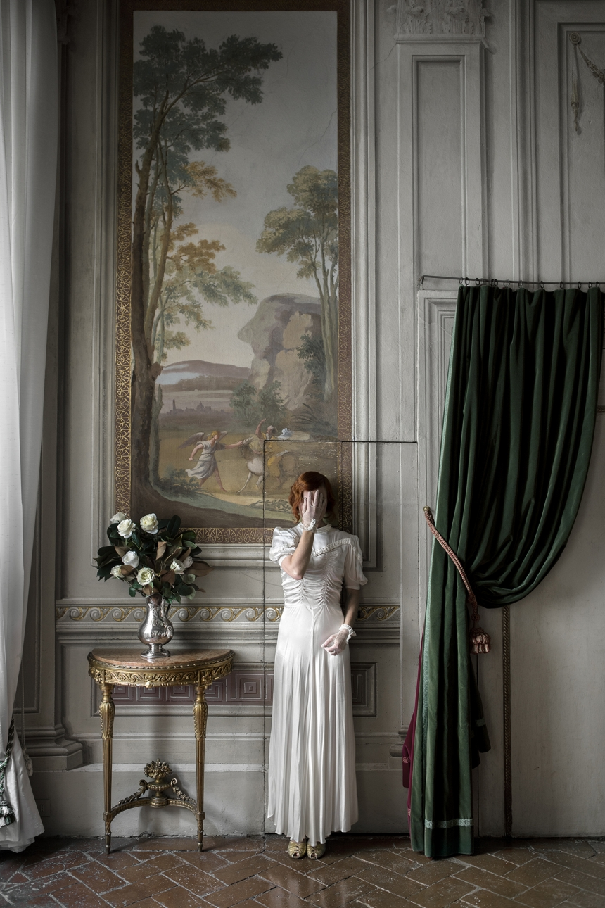Intermission © Anja Niemi / courtesy of The Little Black Gallery
