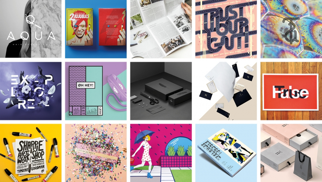 82a7a45faed126 60 of the best graphic designers to follow on Behance