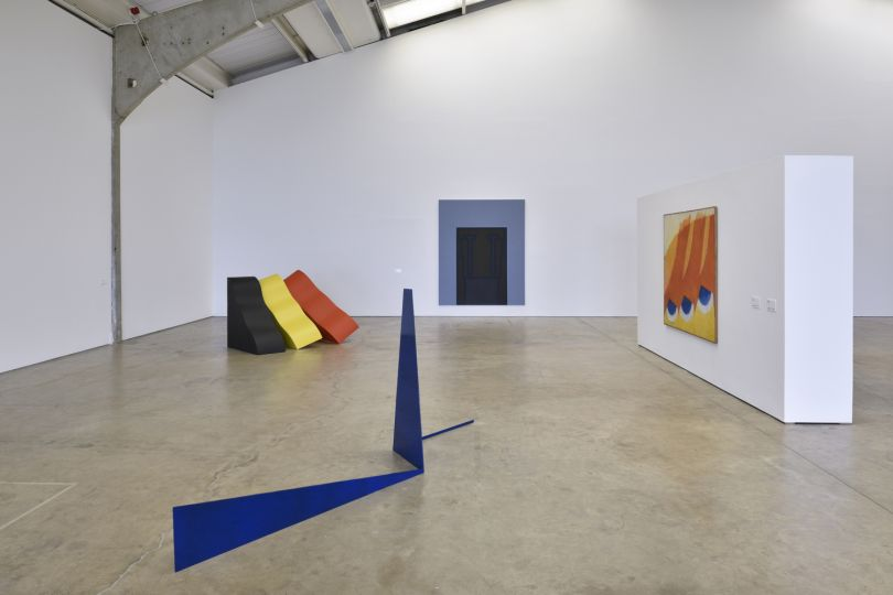 Kaleidoscope: Colour and Sequence in 1960s British Art, installation views at Longside Gallery, Yorkshire Sculpture Park © artists and estates. Photo: Jonty Wilde