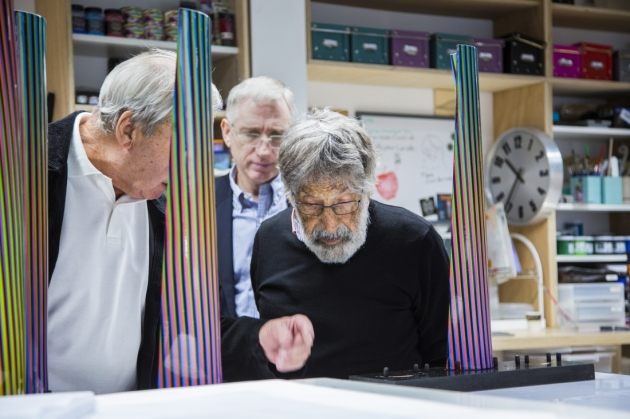 Carlos Cruz-Diez – Image courtesy of Adobe