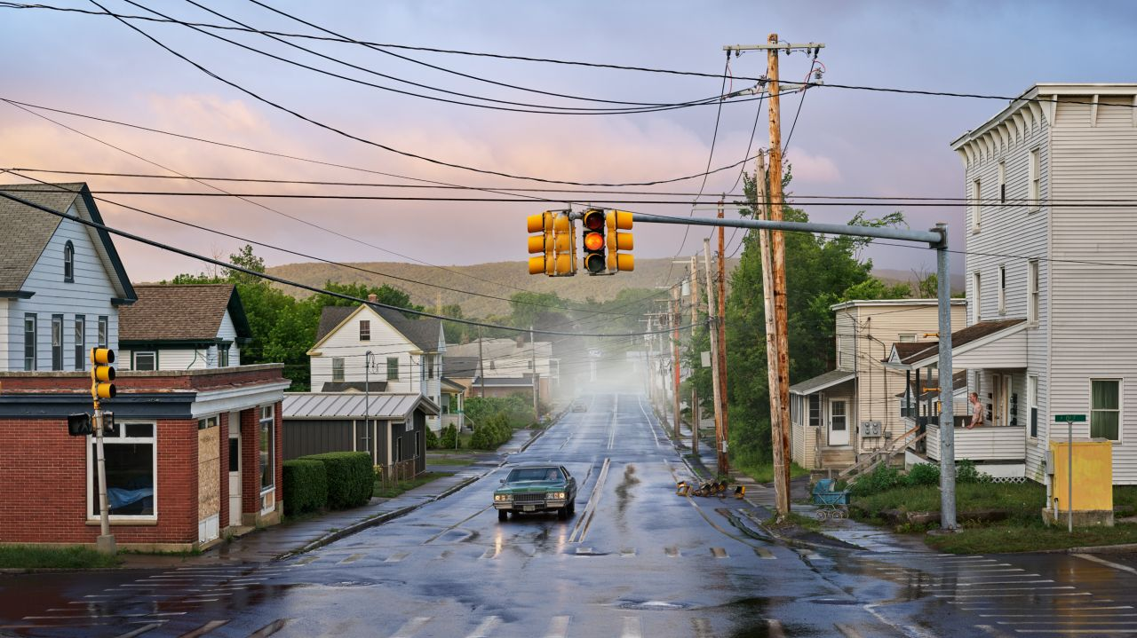 Alone Street, 2018-2019 by Gregory Crewdson © Courtesy Templon, Paris – Brussels