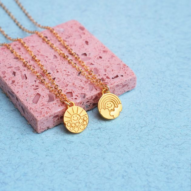 Happy Together necklaces by [Mood Good](https://moodgood.co.uk/shop/happy-together-necklaces)