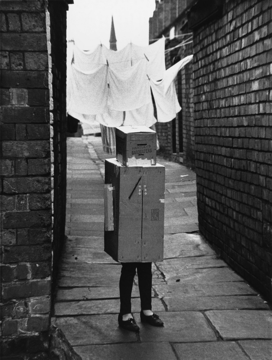 Shirley Baker Manchester 1966 © Estate of Shirley Baker, Courtesy of The Photographers' Gallery