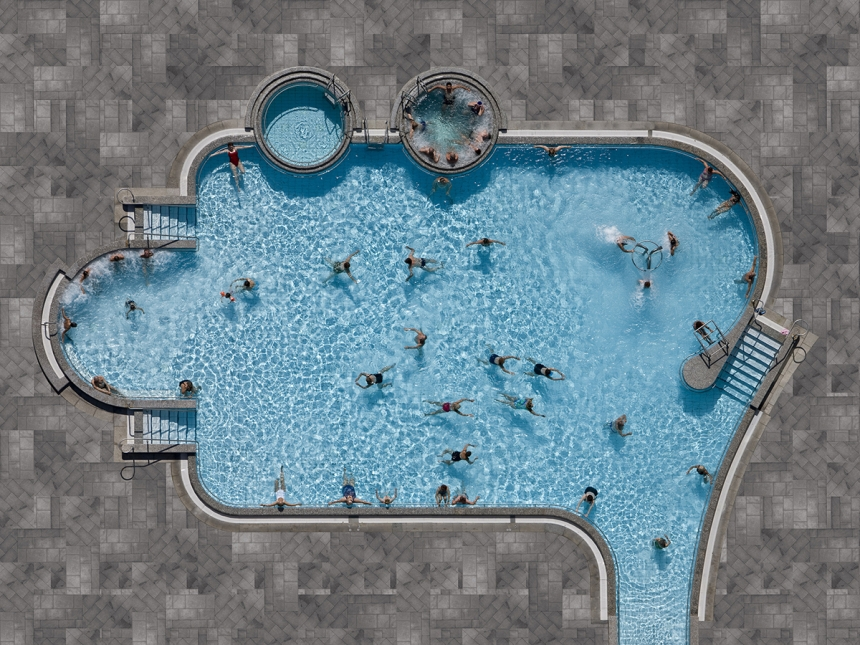 Pools - Stephan Zirwes: A study of water, one of the most precious resources for life on our planet. (Professional Architecture)