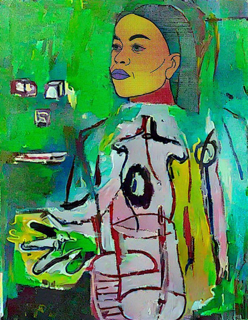 Untitled (6e22f42e-cbd6) (Michelle Obama)