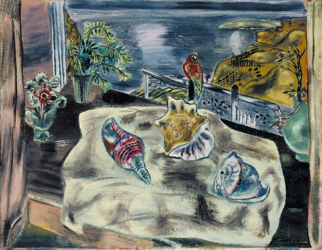 Frances Hodgkins, Wings over Water, 1930, oil on canvas, Tate © Tate, London 2018