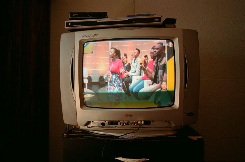 Television J Keene © Justin Keene