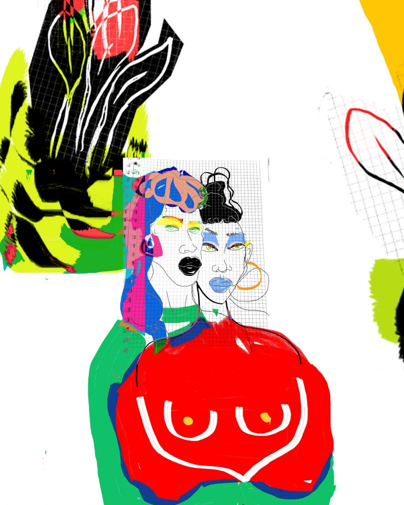 Love, Identity Sexuality illustration