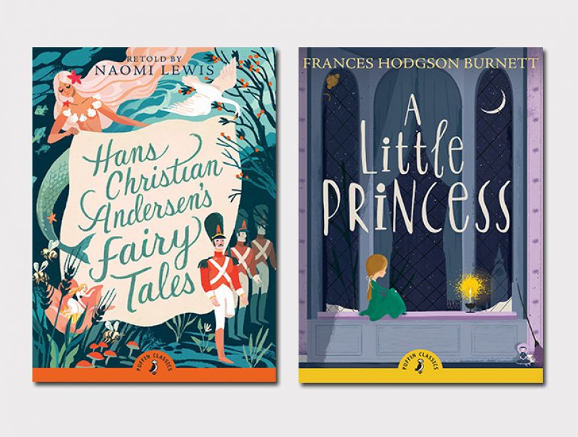 Via Creative Boom submission. All images courtesy of Penguin and Puffin Classics