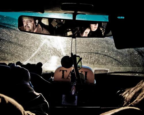 Bronze: Taxi Home, Boguslaw Maslak