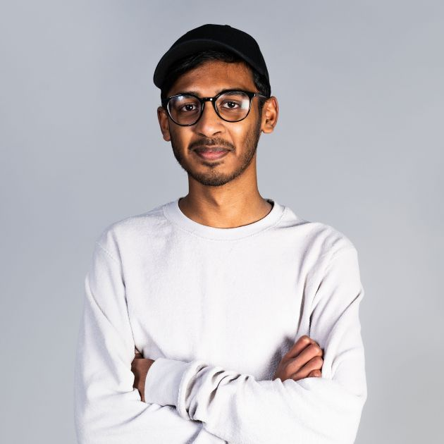 Jaheed Hussain, founder of Fuse