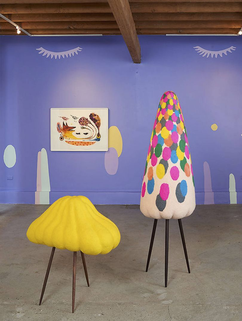 Shapeshifters at CULT Aimee Friberg Exhibitions Courtesy of the artist and CULT Aimee Friberg Exhibitions