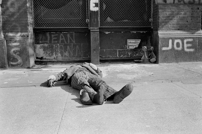 Bowery 1976   © Edward Grazda