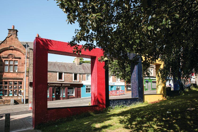 Hilltown Dundee Design Festival 2021. Photo credit: Kathryn Rattray
