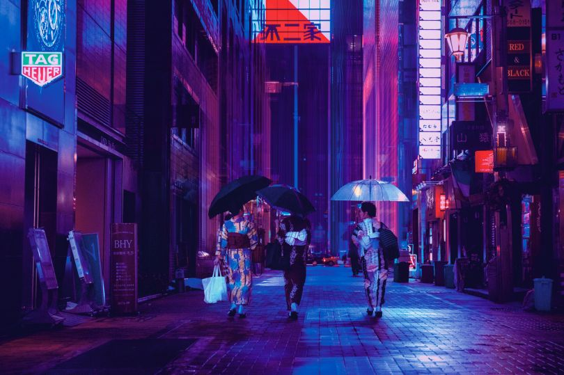 'Kimono Glitch' 01:51:19 © Liam Wong