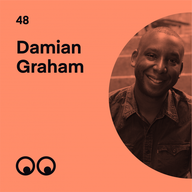 Creative Boom Podcast Episode #48 - Damian Graham on building a successful career in graphic design over 25 years