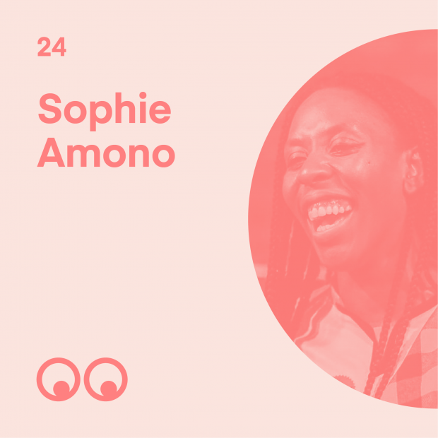 Creative Boom Podcast Episode #24 - Sophie Amono talks diversity, following her gut, and redefining the meaning behind success