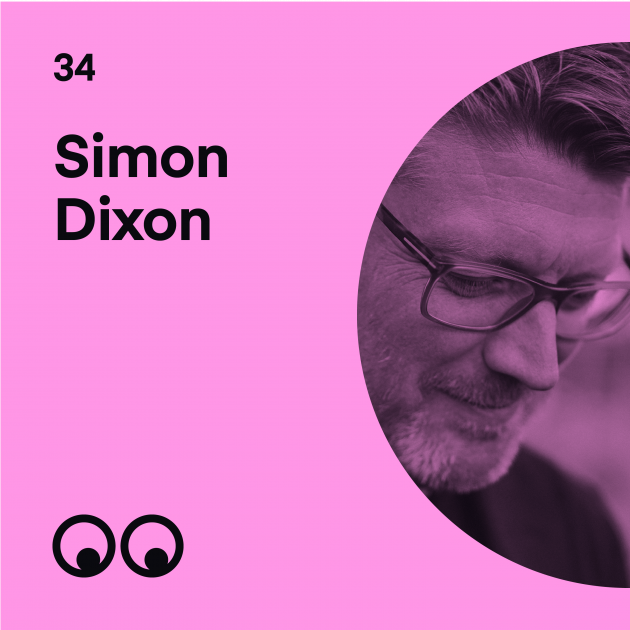 Creative Boom Podcast Episode #34 - Simon Dixon on 20 years of DixonBaxi and what makes a great designer