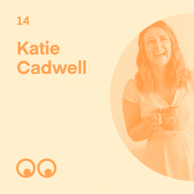 Creative Boom Podcast Episode #14 - Katie Cadwell on her new role at Design Studio and why starting a new life is so liberating