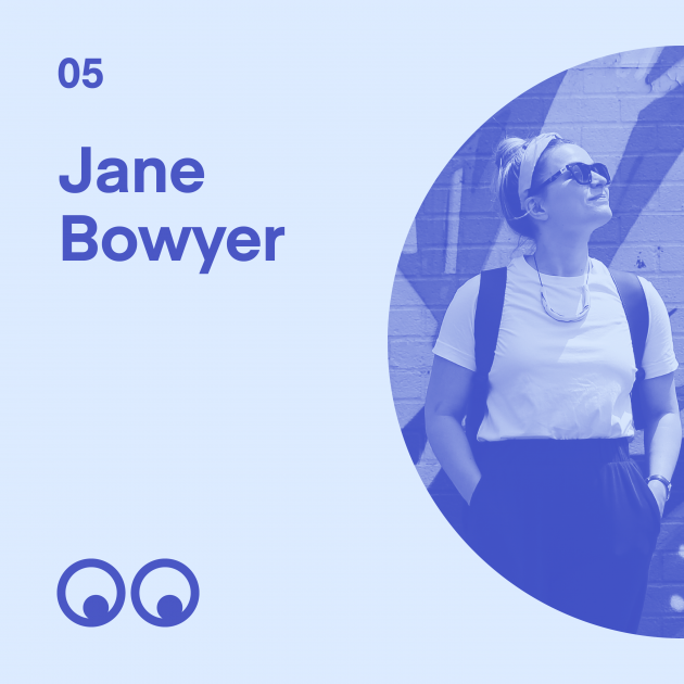 Creative Boom Podcast Episode #5 - Jane Bowyer on being a woman in design and the joy of side projects