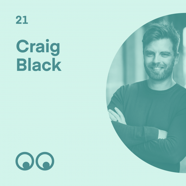 Creative Boom Podcast Episode #21 - Craig Black on how to market yourself, the importance of routine, and finding true meaning