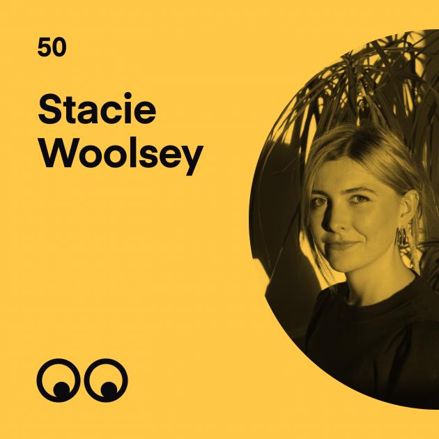 Creative Boom Podcast Episode #50 - Stacie Woolsey on the potential of higher education and why you don't have to follow the crowd