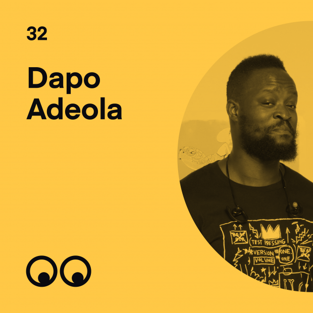 Creative Boom Podcast Episode #32 - Dapo Adeola on big breaks, diversity in publishing and why he turned Disney down twice