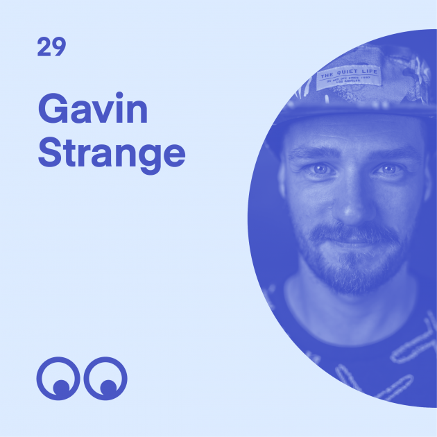 Creative Boom Podcast Episode #29 - Gavin Strange on Aardman, following your creative passions, and why you have to keep learning