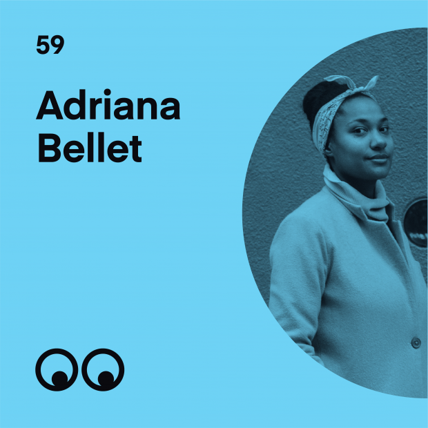 Creative Boom Podcast Episode #59 - Adriana Bellet on how to become a freelance illustrator and redefining success