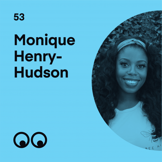 Creative Boom Podcast Episode #53 - Monique Henry-Hudson on the magic of working in animation and the power of connections