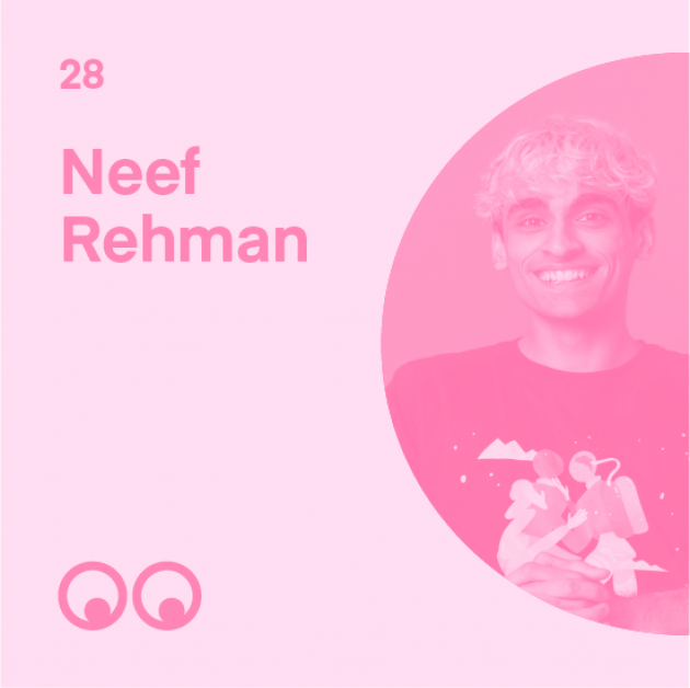 Creative Boom Podcast Episode #28 - Neef Rehman on working at ustwo, finding a love of design through data, and why you shouldn't believe the hype